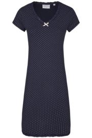 Nachthemd Ringella met gestippeld patroon