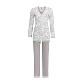 Pyjama Ringella La Belle Plus v-hals