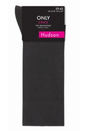Herensokken Hudson Only 2-Pack Donkergrijs