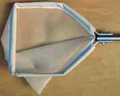 Schepnet model Schothorst 500 mu (0,5 mm)  aluminium steel