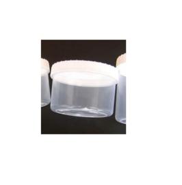 Pot 250 ml kunststof pp incl schroefdeksel