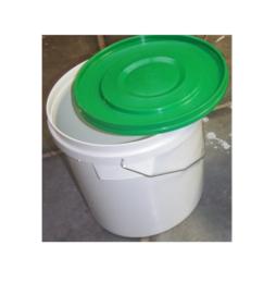Emmer 10 ltr groene deksel