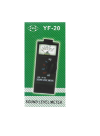 Sound level meter  YF-20   Decibelmeter