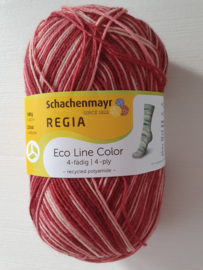 Regia Eco Line Color Rood.