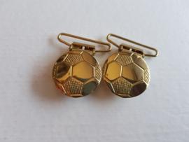 Bretelhouders Voetbal Goud