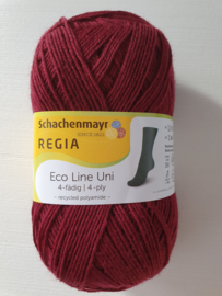Regia Eco Line Uni Rood