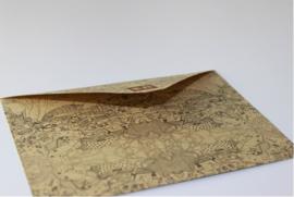 10 vintage enveloppen