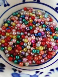 Gekleurde kraaltjes