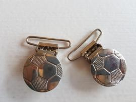 Bretelhouders Voetbal Zilver