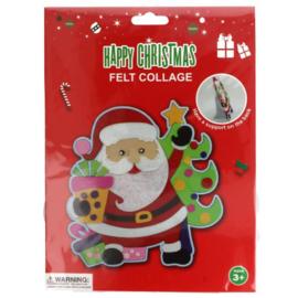 Viltpakket voor kinderen - Kerstman