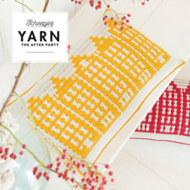 Canal Houses Cushion Yarn The after Party nr. 80 Geel