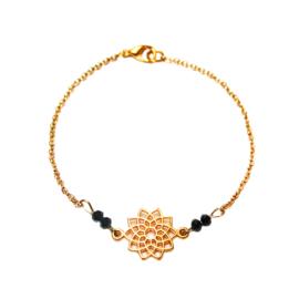 Armband lotusbloem