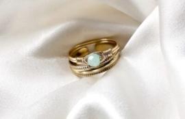 La Sita verstelbare ring