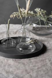 Edebo Small Glass vase / tea light holder