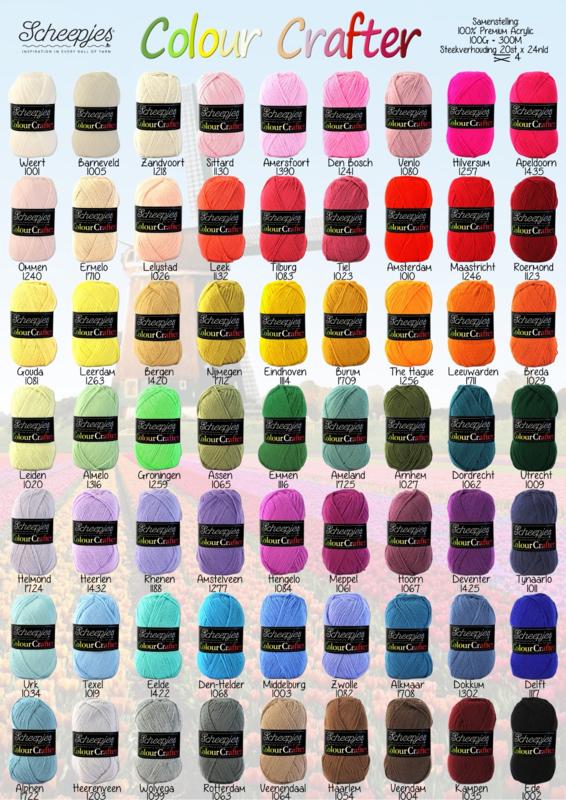 Scheepjes Colour Crafter