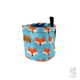 KenDog Zakje voor hondensnoepjes - Vossen