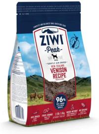 ZIWI® Peak Air-Dried Venison Recept voor honden 1kg