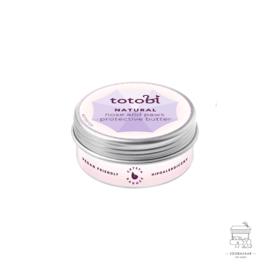 Totobi Natuurlijke beschermende boter voor voeten en neus