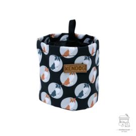 KenDog Zakje voor hondensnoepjes - Border Collie