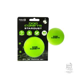 Dog Comets Ball Stardust Green M