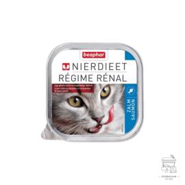 Beaphar nierdieet kat zalm 100 g