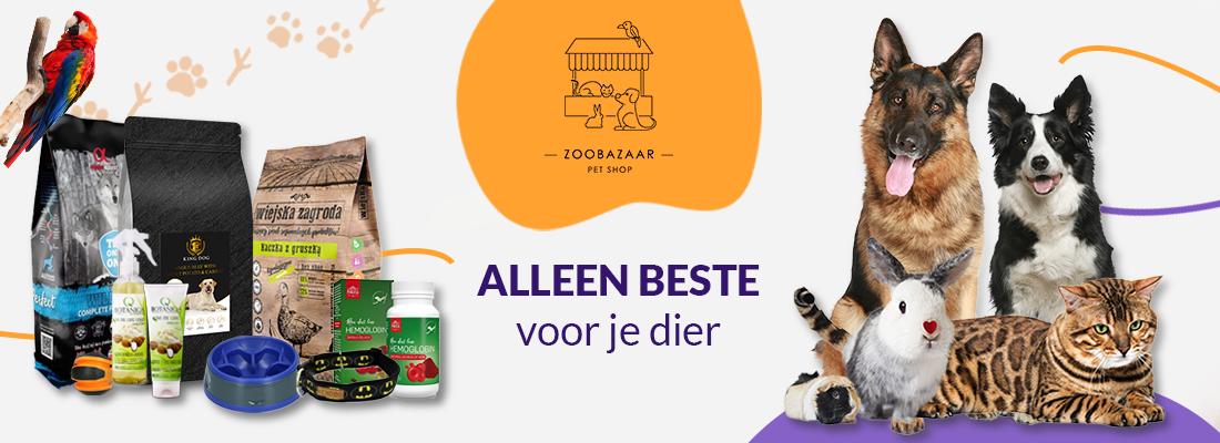 Zoobazaar.nl - Alles voor de dieren!