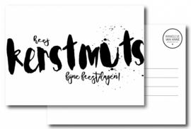 Kerstmuts A6