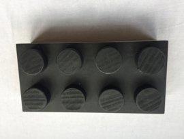 Manowoods lego XL zwart