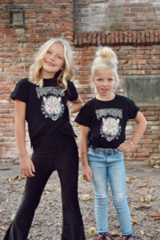 Tiger shirt black KIDS
