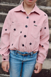 Star blouse pink KIDS