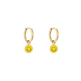 Smiley yellow gold