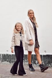 Jacket beige/white KIDS