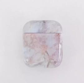 Airpod case pink-white