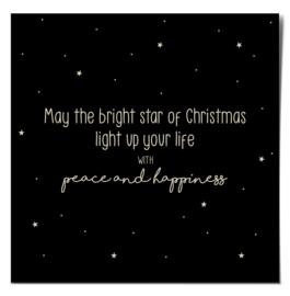 Christmas card | Star of Christmas