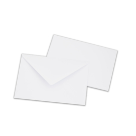Envelope | white