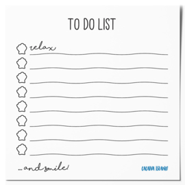Notepad | To do list