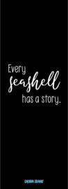 Bookmark | Every seashell