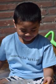 T-shirt | Sandcastle artist