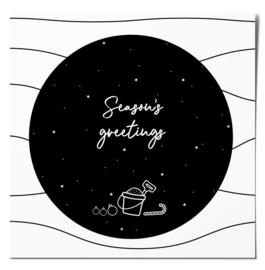 Kerstkaart | Season's greetings
