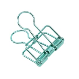 Paper clip | Hollow metal paper clip