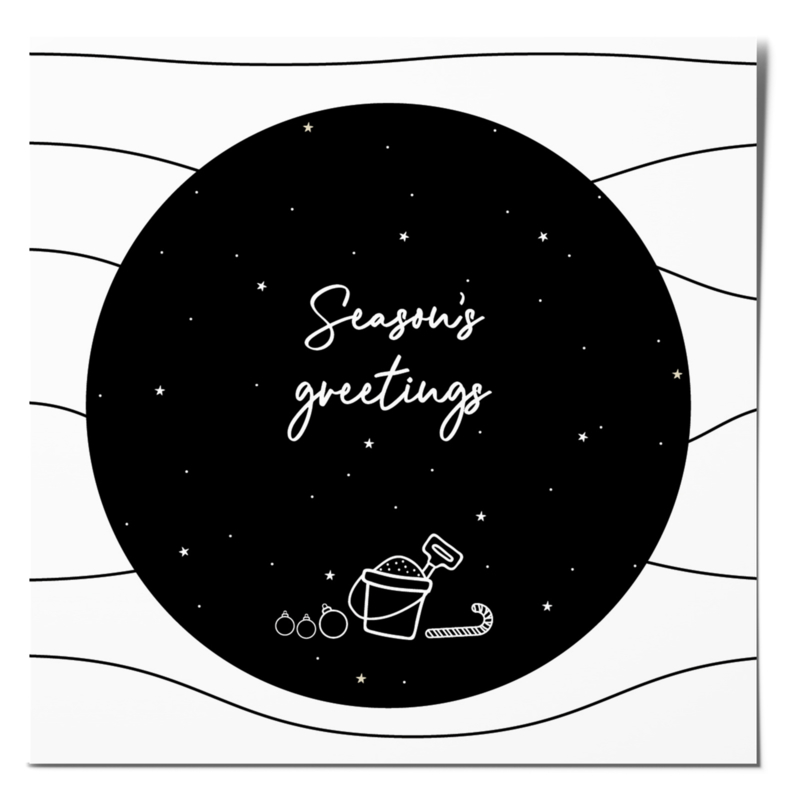 Christmas card   Season's greetings