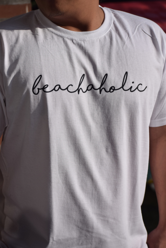 T-shirt   Beachaholic