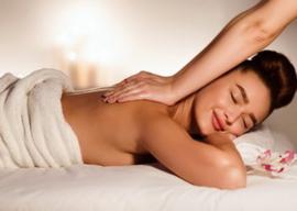 Relaxerende lichaamsmassage & energetische voetmassage