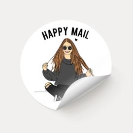 Sluitsticker Happy Mail (48)