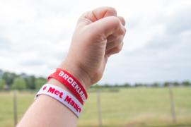 STEUN Het Broeklanderfeest - festivalbandje