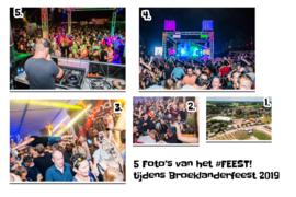MEGA Posters Broeklanderfeest