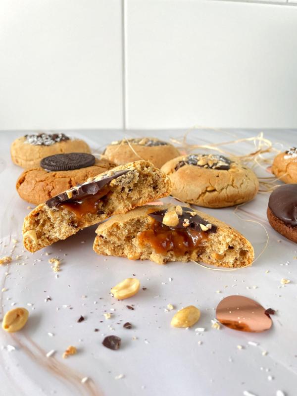 Snickers caramel choco