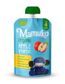 Mamuko bouillie bio purée de pomme 4+ mois