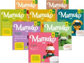 Mamuko bouillie bio l'avoine, l'orge, sarrasin vert 12+ mois