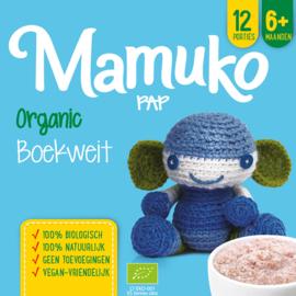 Mamuko biologische pap 6+ mnd - boekweit